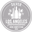 silver medal - Los Angeles International Wine & Spirits Competition