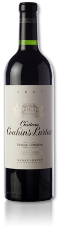bottle château Couhins-Lurton red 2007