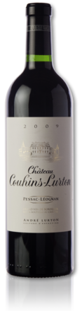 bottle château Couhins-Lurton red 2009