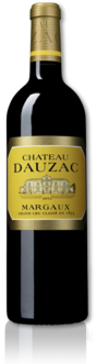 bottle Château Dauzac red 2012