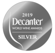 silver medal - 2019 Decanter world wine awards