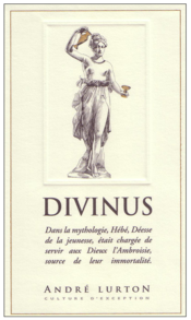 label Divinus Loupiac white 2006
