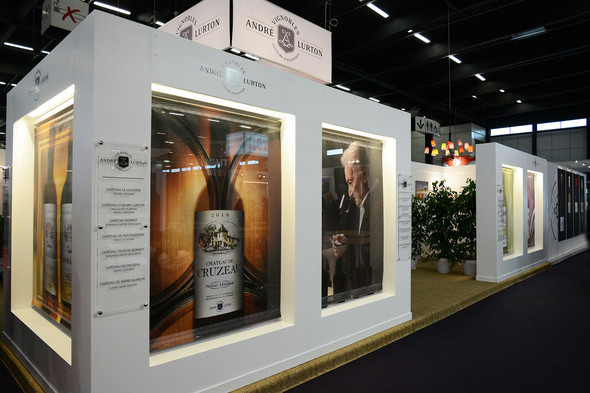Stand Vinexpo VAL